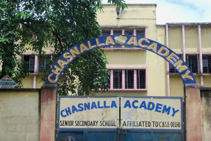 Chasnalla Academy-Building
