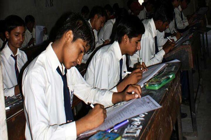 Chasnalla Academy-Classroom