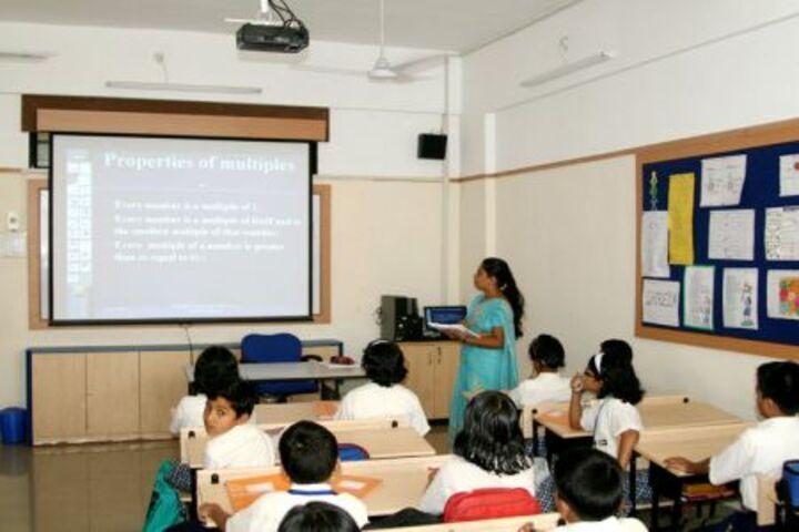 Chasnalla Academy-Digital Classroom