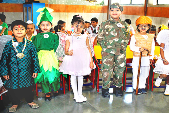Chasnalla Academy-Fancy Dress