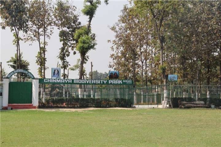 Chinmaya Vidyalaya-Bio-Diversity-Park