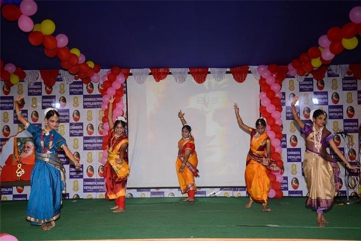 Chinmaya Vidyalaya-Dance