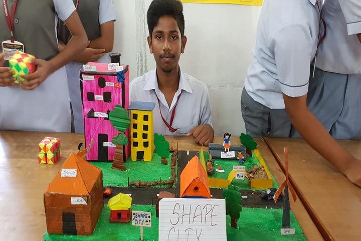 Chinmaya Vidyalaya-Exhibition
