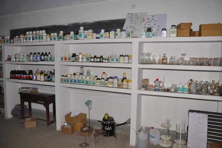 Chinmaya Vidyalaya-Science Lab