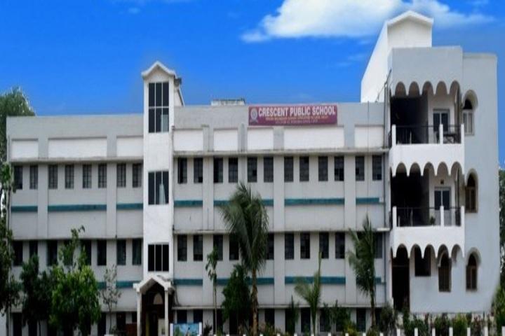 Crescent Public School-Campus View
