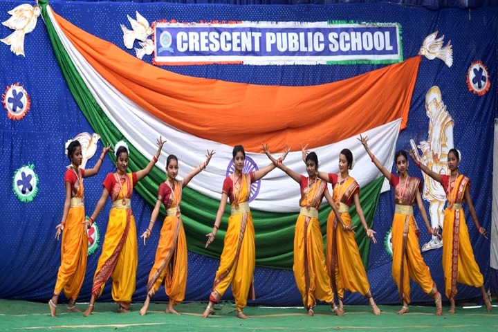Crescent Public School-Independence Day Celebration