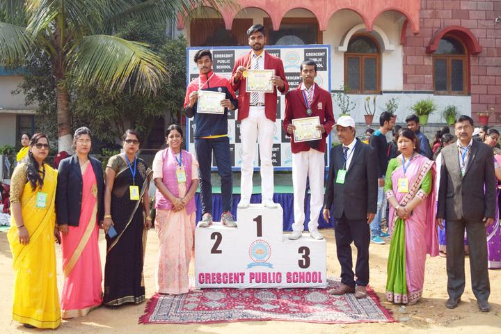 Crescent Public School-Sports Winner