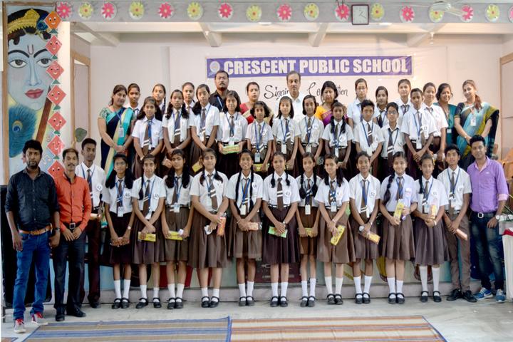 Crescent Public School-Student-Photo
