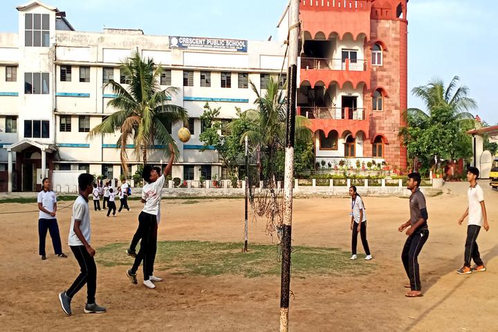 Crescent Public School-Volleyball Ground