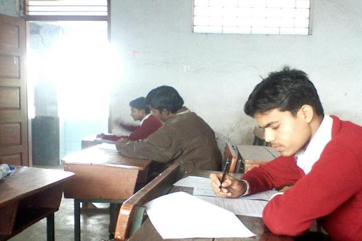 D A V Centenary Public School-Classrooms
