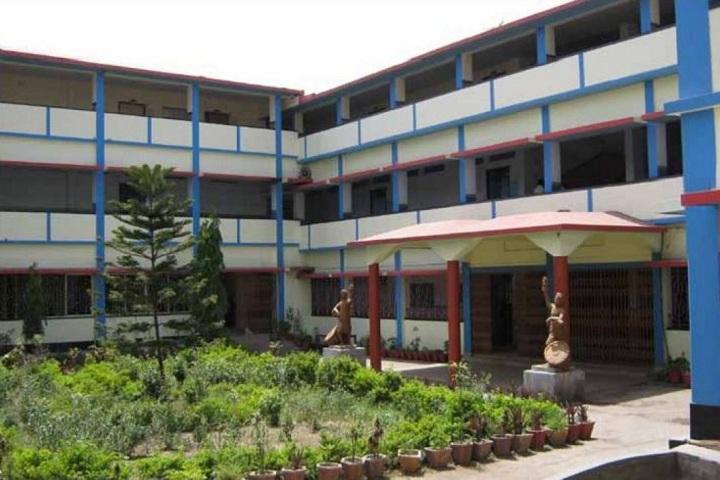 DAV Co Operative Senior Secondary School-Campus view
