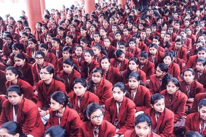 D A V Kapil Dev Public School-Auditorium