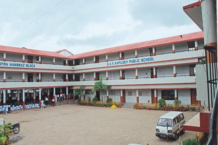 D A V Kapil Dev Public School-Campus-View