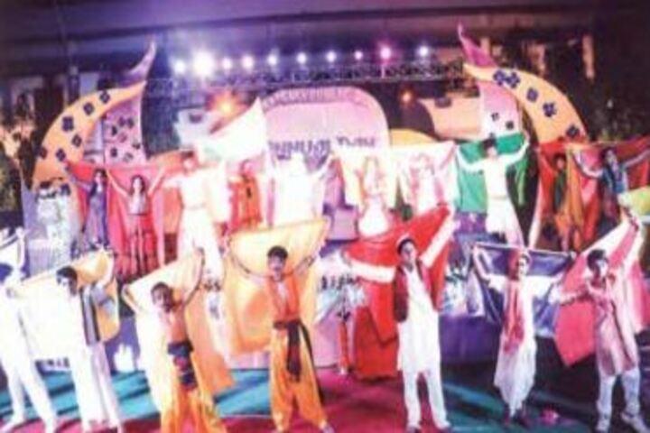 D A V Kapil Dev Public School-Dance