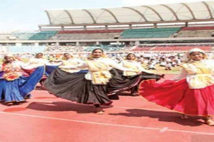D A V Kapil Dev Public School-Dance1