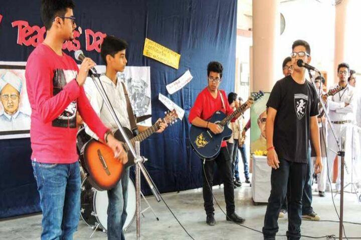 D A V Kapil Dev Public School-Music