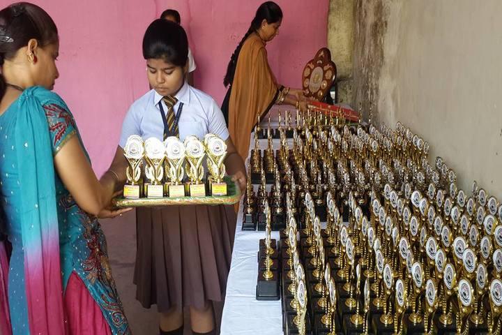 D A V Public School-Awards