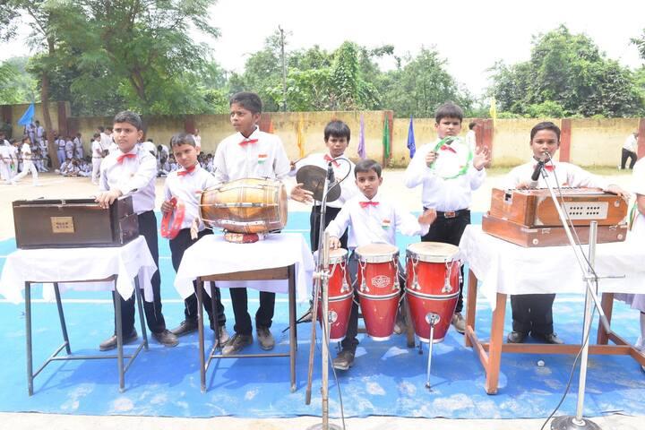 DAV Public School-Music Activity