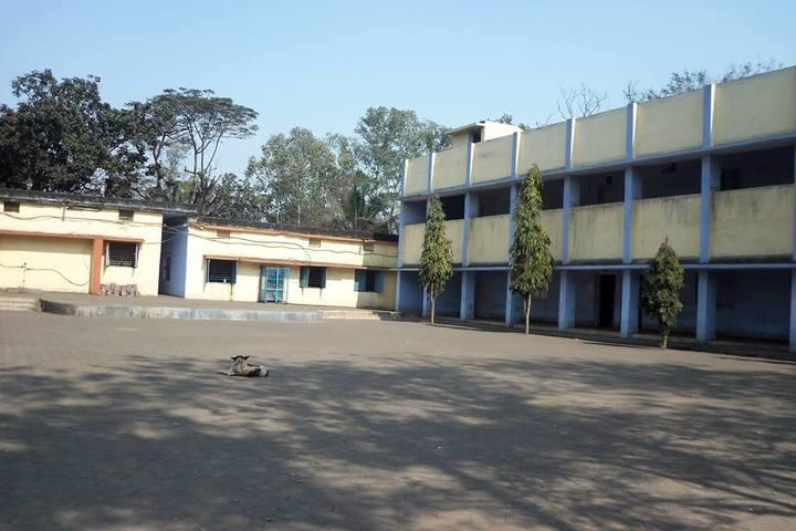 D A V Public School-Playground