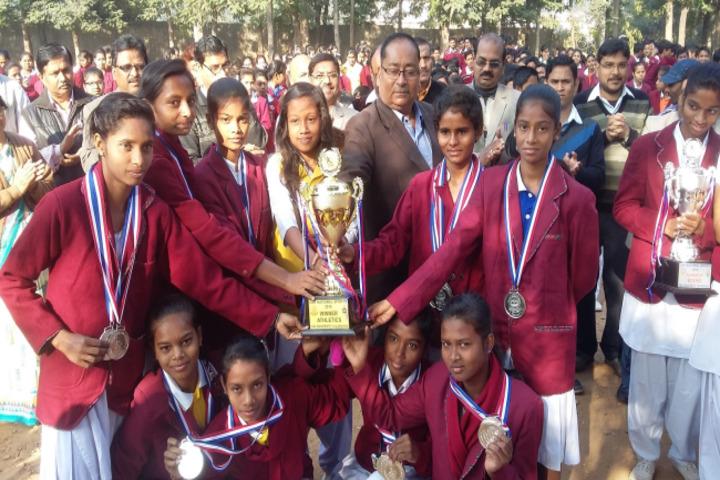 D A V Public School-Award