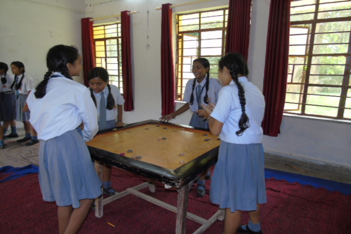 D A V Public School-Indoor-Games