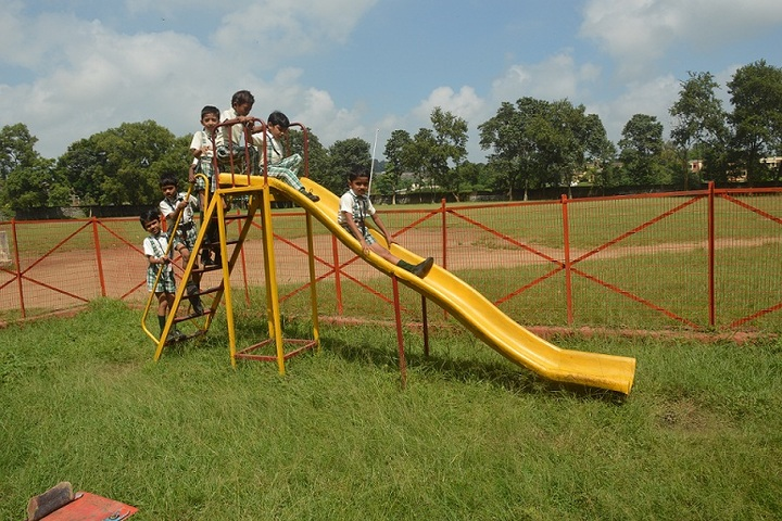 D A V Public School-Outdoor-Games