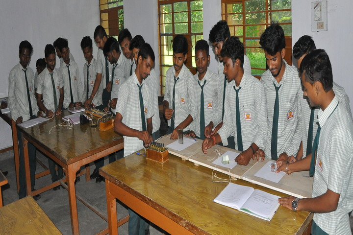 D A V Public School-Physics-Lab