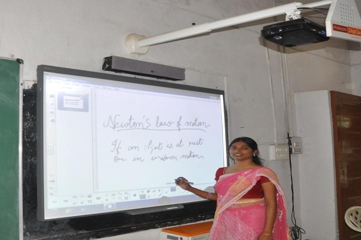 D A V Public School-Smart Class