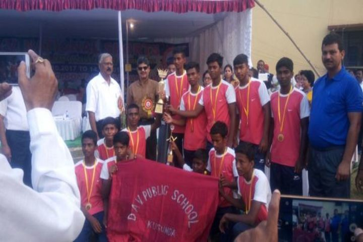 D A V Public School-Winners