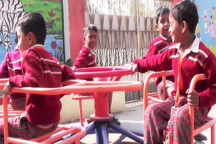 D A V Public School-Play Park