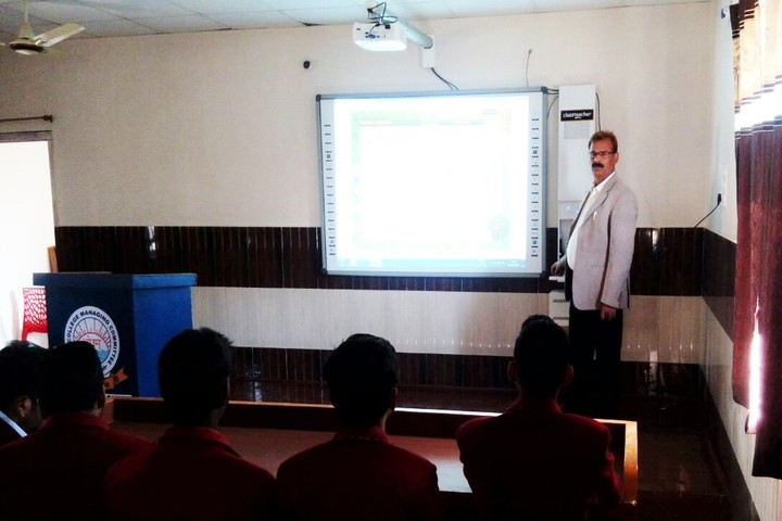 D A V Public School-Smart Classes