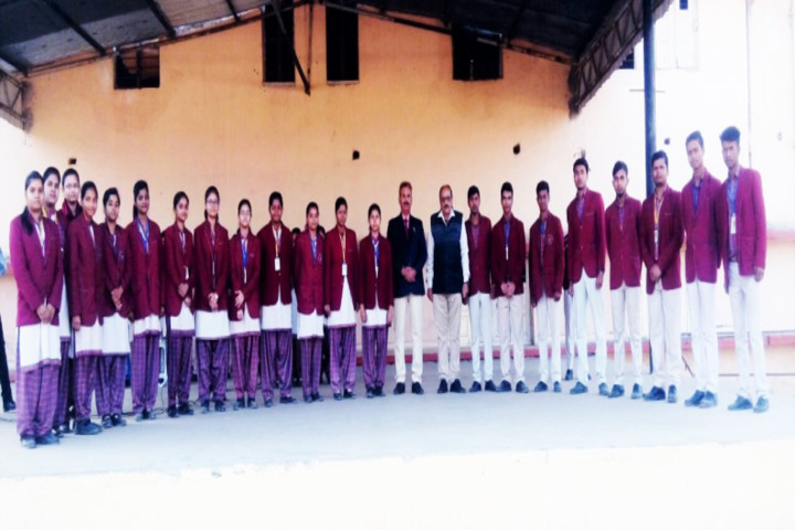 D A V Public School-Group Photo