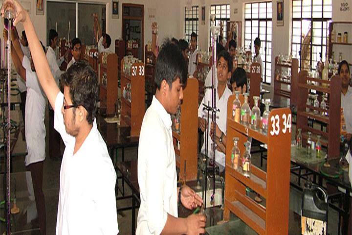 D A V Public School-Chemistry Lab