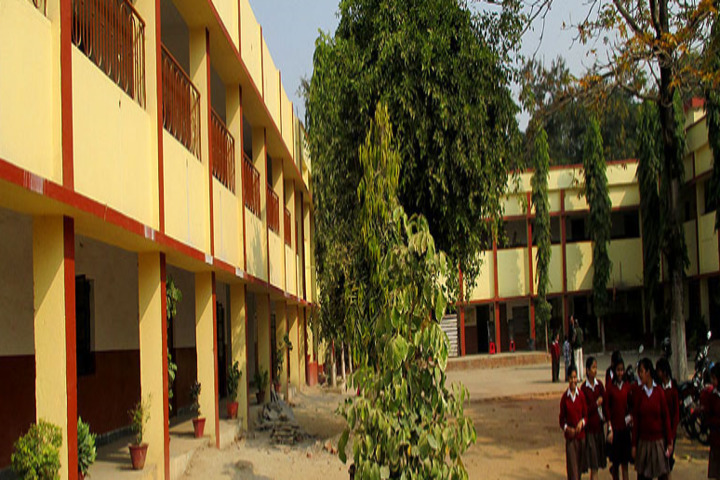 D A V Public School-Campus View