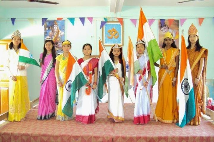 Vivekananda Kendra Vidyalaya-Independence day