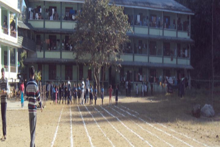 Vivekananda Kendra Vidyalaya-Play Ground