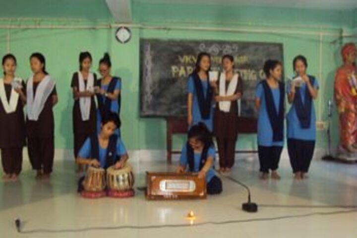 Vivekananda Kendra Vidyalaya-Prayer Hall