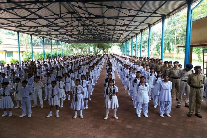 DAV Public School- Assembly