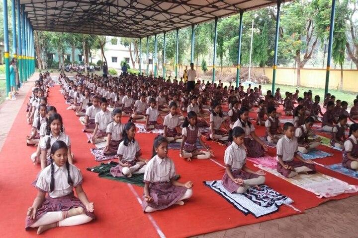 DAV Public School - Meditation Activity