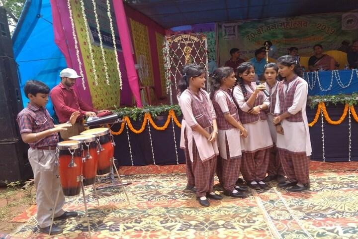 DAV Public School - Singing Activity