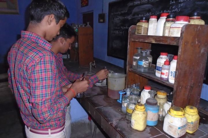 D A V Public School-Lab1