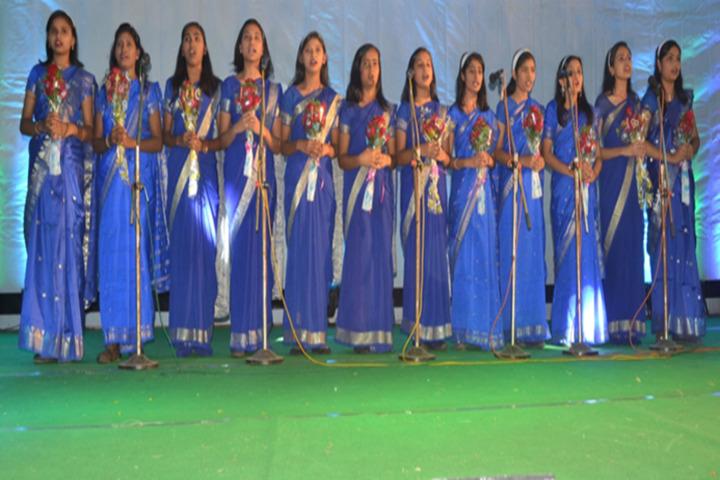 D A V Public School-Singing