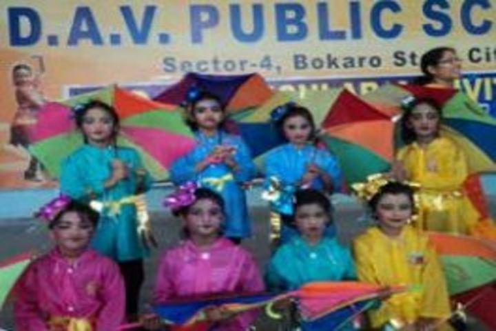 D A V Public School-Drama
