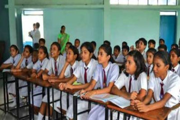 D A V Public School-Smartclass