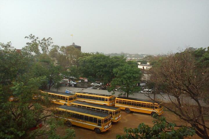 D A V Public School-Transports