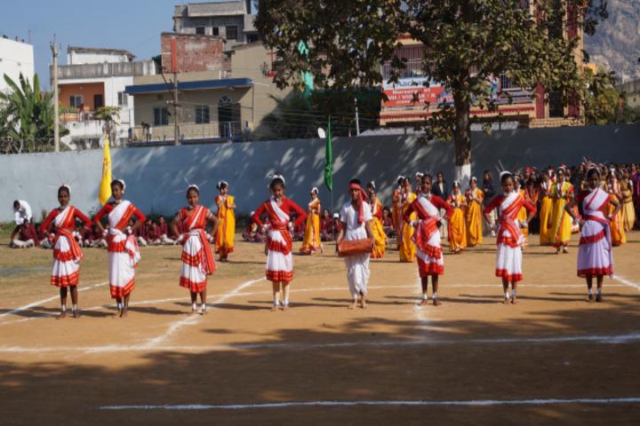 D A V Public School-Cultural Fest
