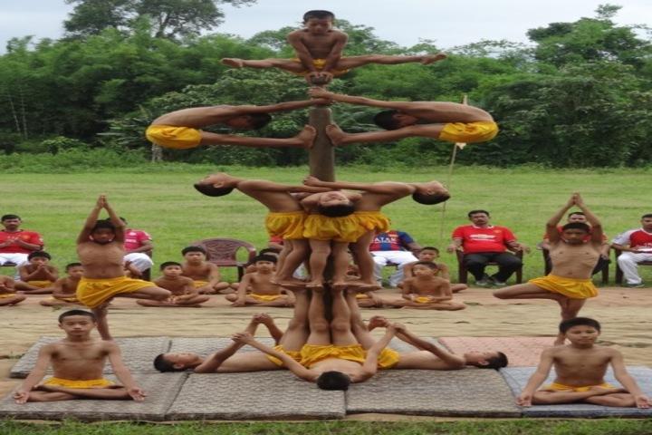 Vivekananda Kendra Vidyalaya-Camp