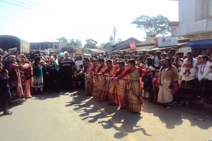 Vivekananda Kendra Vidyalaya-National Youth Day