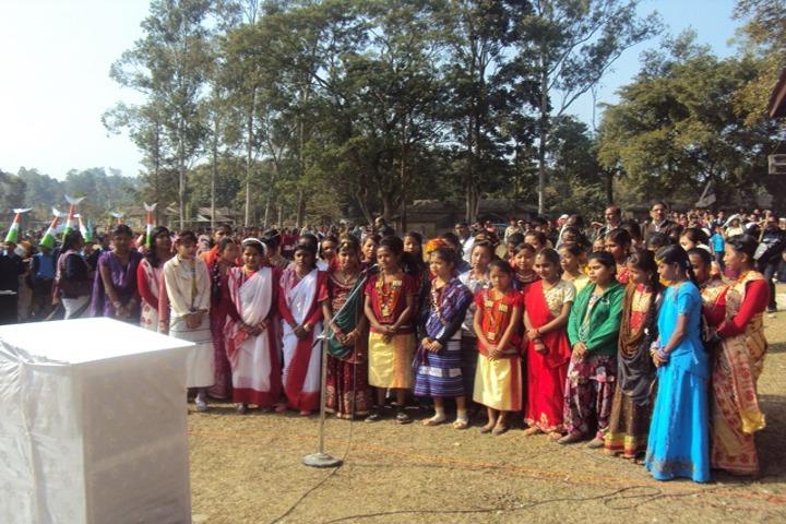 Vivekananda Kendra Vidyalaya-Traditional Day