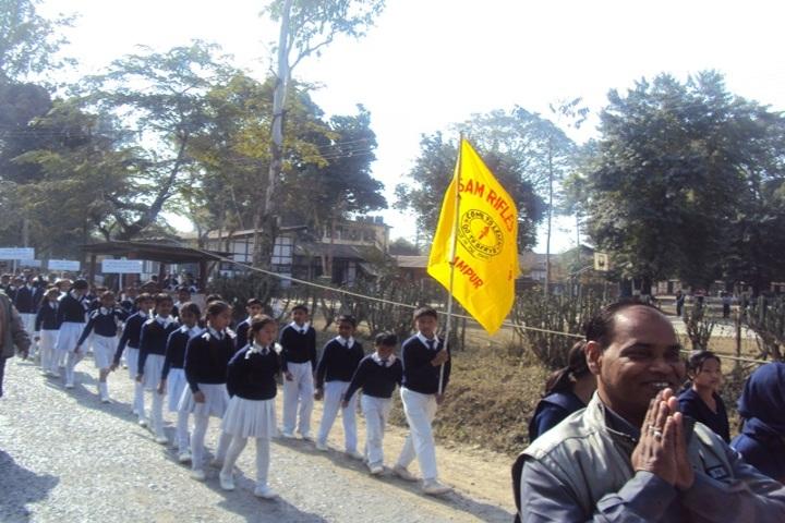 Vivekananda Kendra Vidyalaya-Yatra